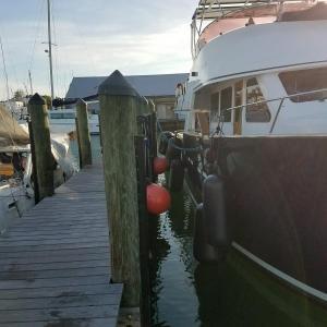 Starboard foreward, pre-Irma