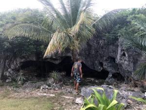 Cat Island Bat Cave