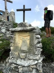 Stations of the Cross #10