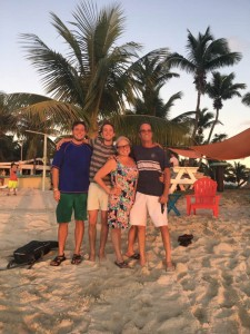 Powers-on-Grabbers-beach-at-sunset-1