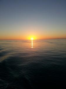 Sunrise-behind-boat-on-Sea-of-Abaco-2