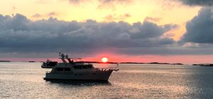 Sunset at Big Majors Spot